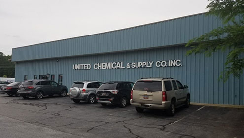 United Chemical & Supply Co., Inc. Building